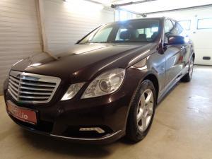 eladó Mercedes-E-350-CDI-Automata-Avantgarde- használtautó