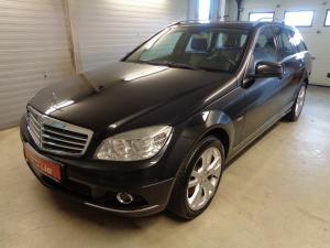 eladó Mercedes-C-320-T-CDI-Automata-Avantgarde használtautó