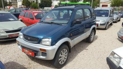 eladó Daihatsu-Terios-1.3-4X4 használtautó