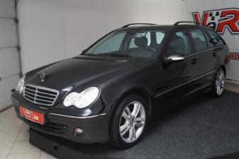 eladó Mercedes-C220-T-CDi-Avantgarde használtautó