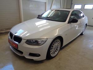 eladó BMW-320d-Coupé-M-Packet használtautó