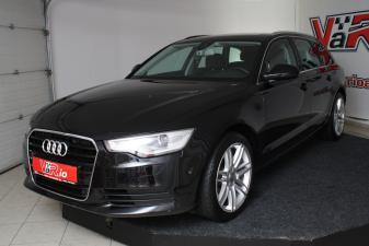 eladó Audi-A6-3.0-V6-TDi-DPF-Avant használtautó
