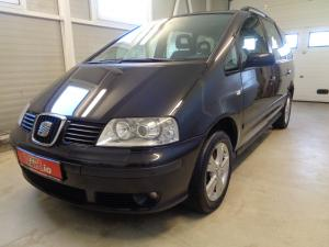 eladó Seat-Alhambra-1.9-TDi-Automata-Signo-6-személyes használtautó