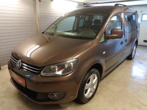 eladó Volkswagen-CADDY-1.6-CR-TDI-Maxi-Life-Trendline-DSG-BlueMotion használtautó