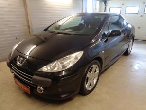 eladó Peugeot-307-CC-2.0-HDi használtautó