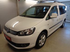 eladó Volkswagen-Caddy-Life-1.6-CR-TDi-DSG használtautó