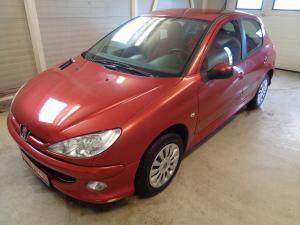 eladó Peugeot-206-1.4-Trendy-Plus használtautó