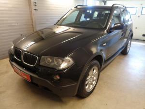eladó BMW-X3-1.8d-Xdrive használtautó