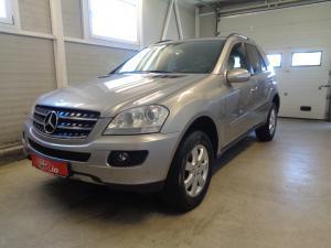 eladó Mercedes-ML-320-CDi-4Matic-Automata-Avantgarde használtautó