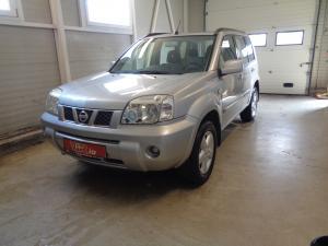eladó Nissan-X-Trail-2.2-dCi- használtautó