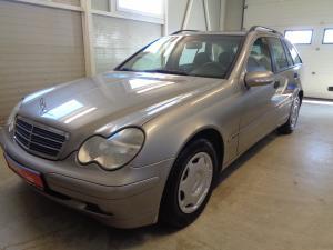eladó Mercedes-C-200-T-CDi-Classic- használtautó