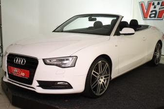eladó Audi-A5-Cabrio-2.0-CR-TDi-Sline-Multitronic-Gyönyörû!!! használtautó