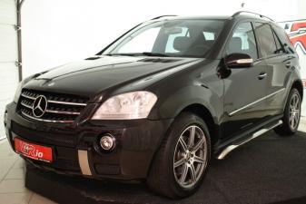 eladó Mercedes-ML-320-CDi-Automata-AMG-Edition használtautó