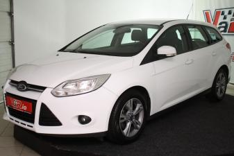 eladó Ford-Focus-Turnier-1.6-TDCi-Trend-Plus használtautó