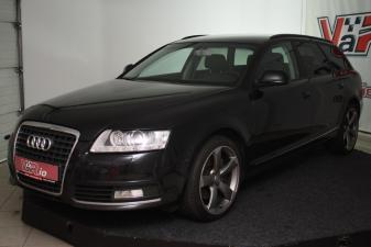 eladó Audi-A6-Avant-2.7-TDi-DPF-Multitronic használtautó