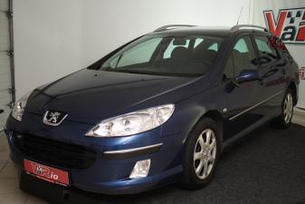 eladó Peugeot-407-SW-2.0-HDi-Premium használtautó