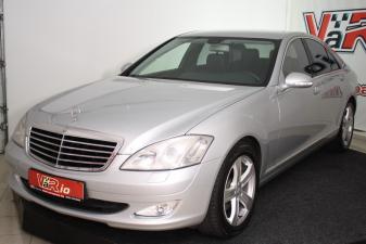 eladó Mercedes-S-320-CDi-Automata- használtautó