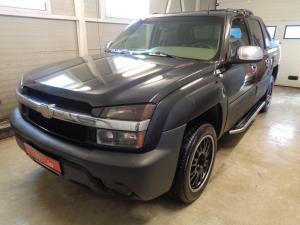 eladó Chevrolet-Avalanche-5.3-Automata-XLT használtautó