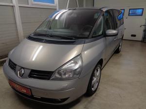 eladó Renault-Espace-3.0-V6-Dci-Privilege-Automata-7-Személyes használtautó