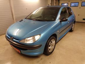 eladó Peugeot-206-1.1-XR használtautó