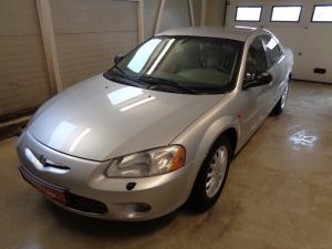 eladó Chrysler-Sebring-2.0-LX-Limuzin használtautó
