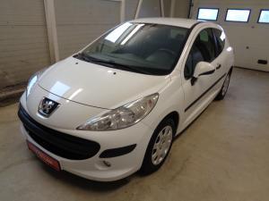 eladó Peugeot-207-Van-1.4-HDi használtautó