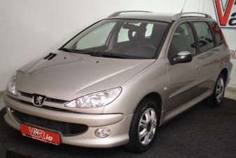 eladó Peugeot-206-SW-1.4-HDi-Premium használtautó