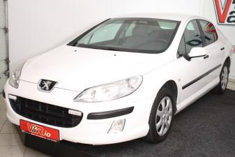 eladó Peugeot-407-1.6HDi-Sphere használtautó