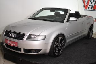 eladó Audi-A4-Cabrio-1.8-T-20V-S-line használtautó