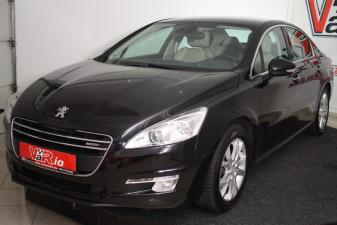 eladó Peugeot-508-2.0-HDi-Automata-Premium-Hybrid-4WD használtautó