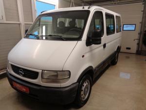 eladó Opel-Movano-2.2-DTI-9személyes használtautó