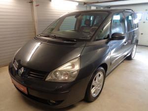 eladó Renault-Grand-Espace-2.2-dCi-Expression használtautó