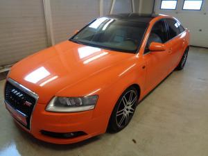 eladó Audi-A6-3.0-V6-TDi-Quattro-Tiptronic használtautó