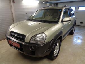 eladó Hyundai-Tucson-2.0-CRDi-4x4-Comfort- használtautó