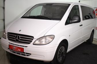 eladó Mercedes-Vito-115-CDi-9-személyes használtautó