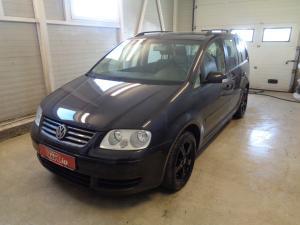 eladó Volkswagen-Touran-1.6-Comfortline használtautó