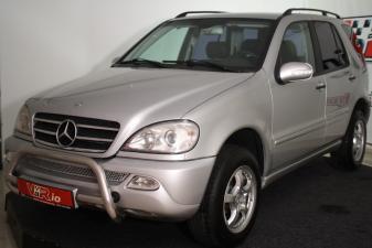eladó Mercedes-ML400-CDi-Automata használtautó