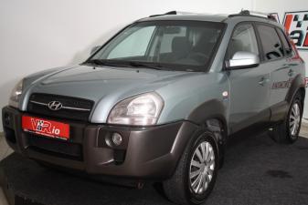 eladó Hyundai-Tucson-2.0-CRDi-2WD-Automata használtautó