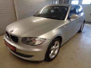 eladó BMW-116d- használtautó