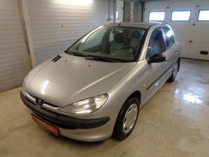 eladó Peugeot-206-1.4-XR használtautó