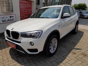 eladó BMW-X3-2.0d-Xdrive használtautó