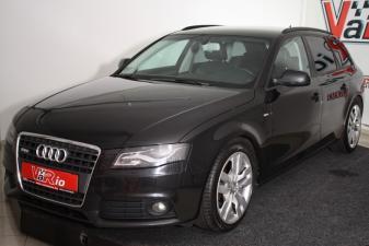 eladó Audi-A4-Avant-2.0-TDi-S-Line használtautó