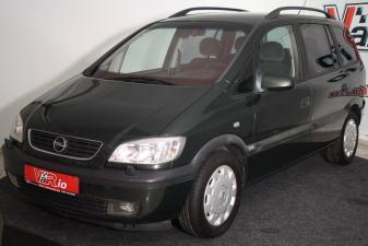 eladó Opel-Zafira-2.0-DTi használtautó