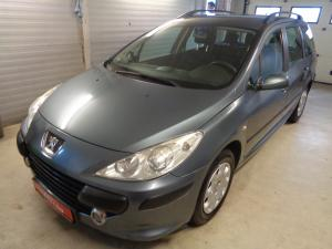 eladó Peugeot-307-1.6-HDi-Van használtautó