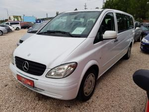 eladó Mercedes-Vito-115--2.2-CDi-8-személyes használtautó