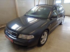 eladó Audi-A4-Avant-1.9-TDi- használtautó