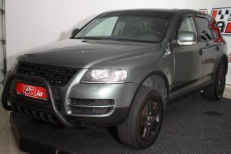 eladó Volkswagen-Touareg-3.0-TDi-Tiptronic-Highline használtautó