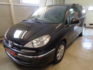 eladó Peugeot-807-2.0-HDI-Supreme-Automata használtautó