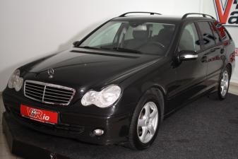 eladó Mercedes-C220T-CDi-Elegance használtautó