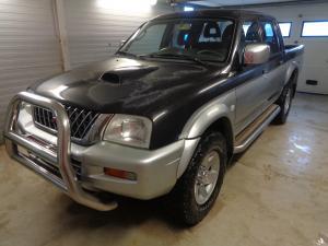 eladó Mitsubishi-L200-2.5-TD-GLS-4WD-Double-Cab használtautó